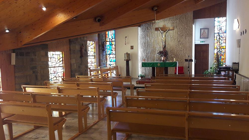 Chapelle - EHPAD Les Galets d'Olt à Saint-Côme d'Olt